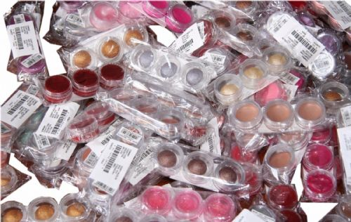 480 x Covershoot cosmetic sample pots | Inc. Lipgloss | Eyeshadow | Foundation